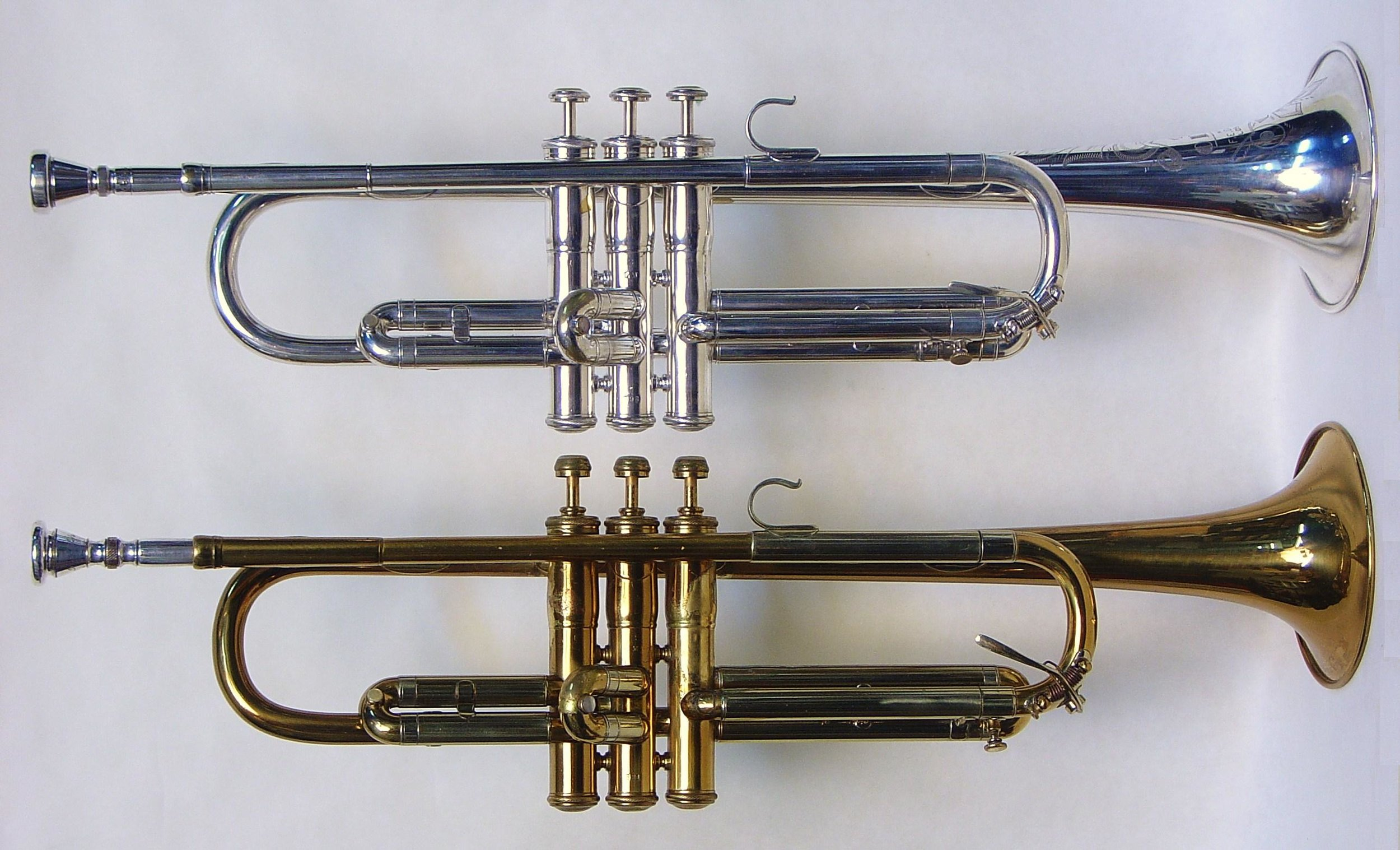 Early Olds Trumpets