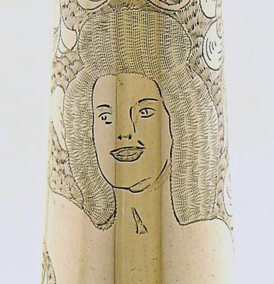 Engraved Super Trombone Flare