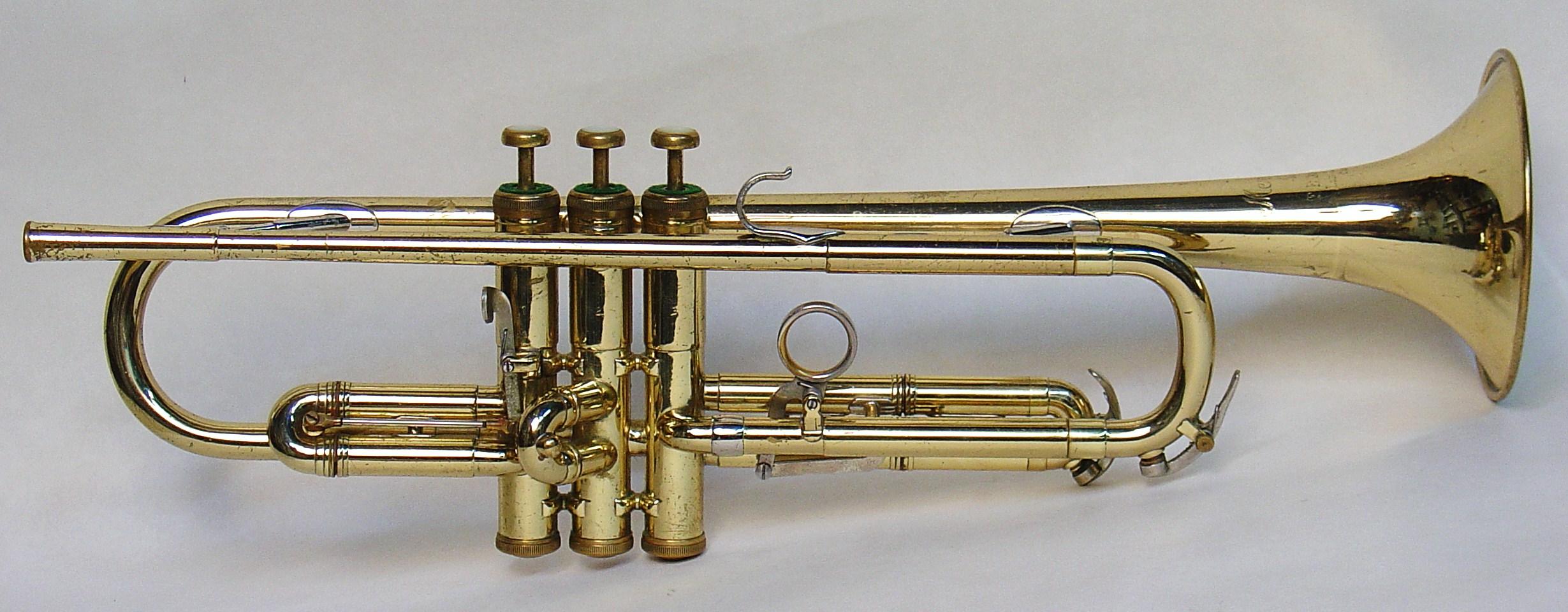 Prototype Mendez Model Trumpet