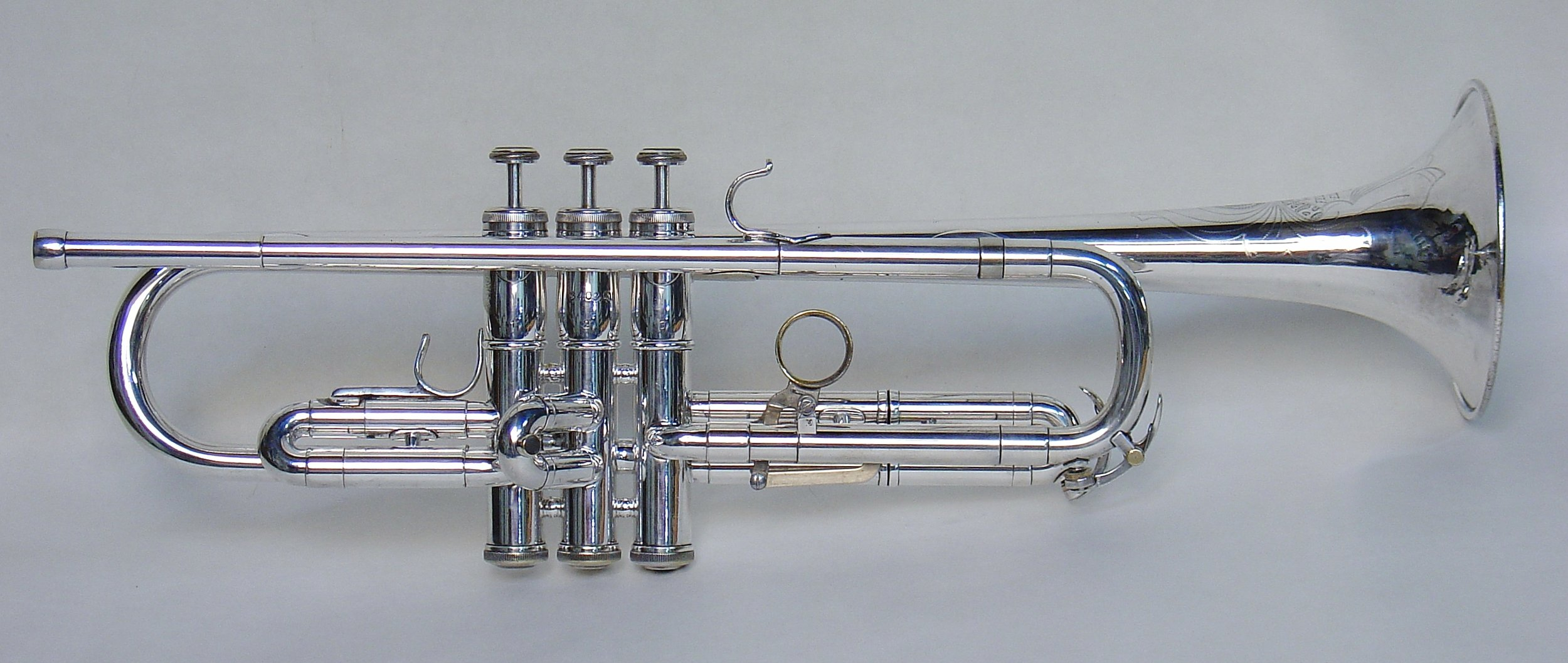 Another Hollywood Recording Trumpet
