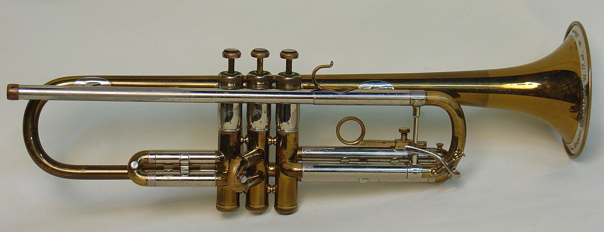 Recording Model Trumpets and Cornets