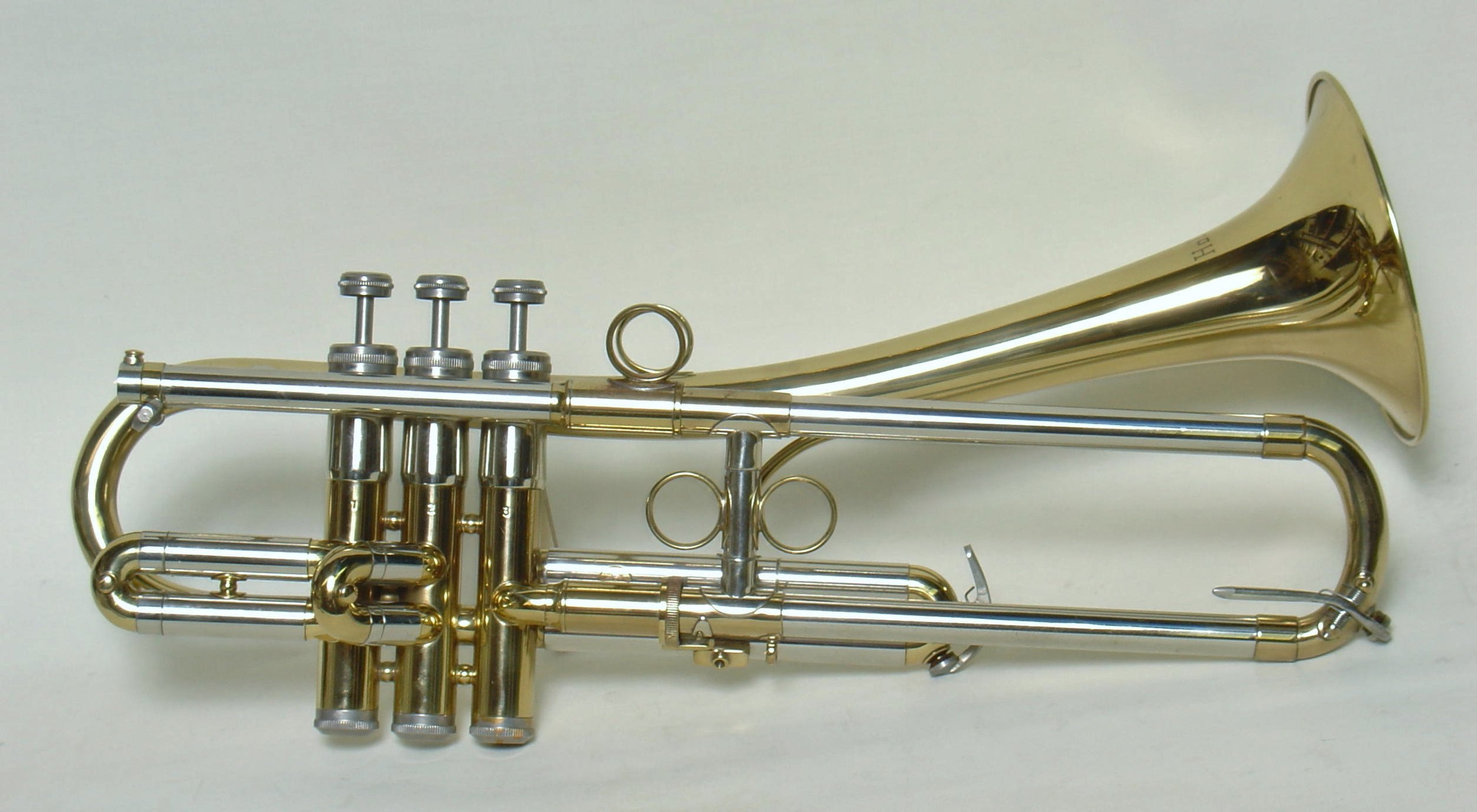 Trumpets Made by Frank Holton