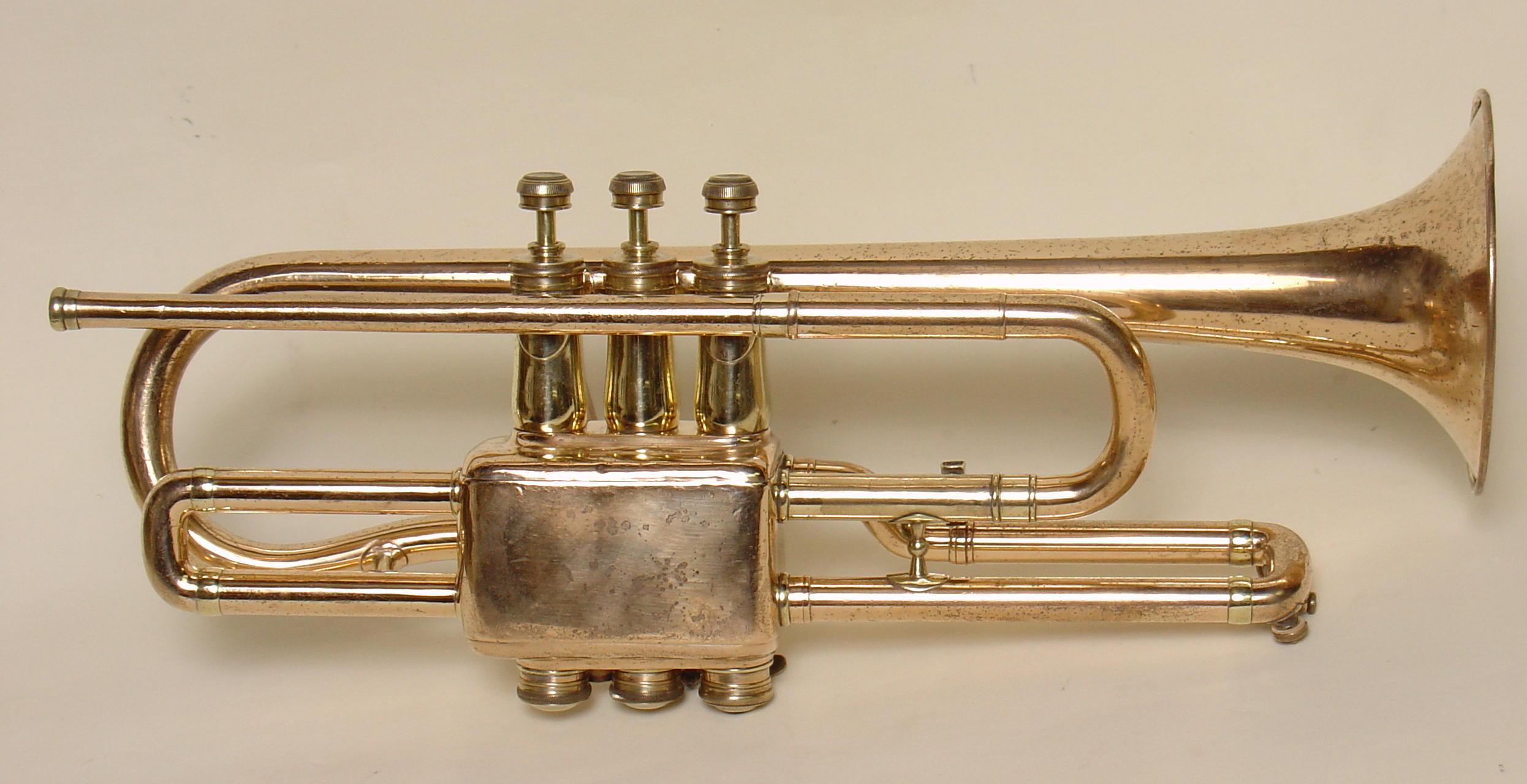 Meredith Trumpet, 1950s