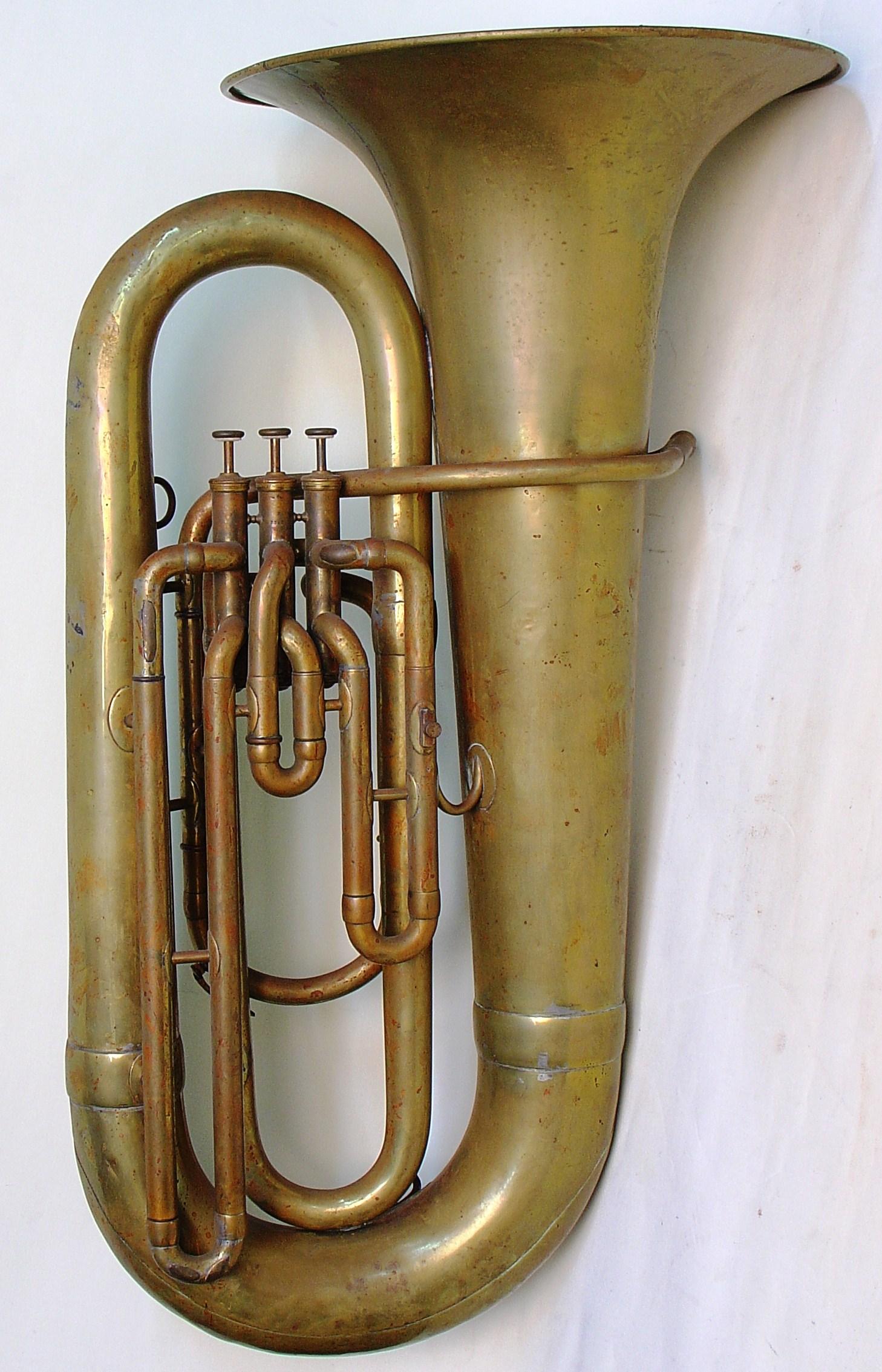 Conn Eb Tuba, 1879