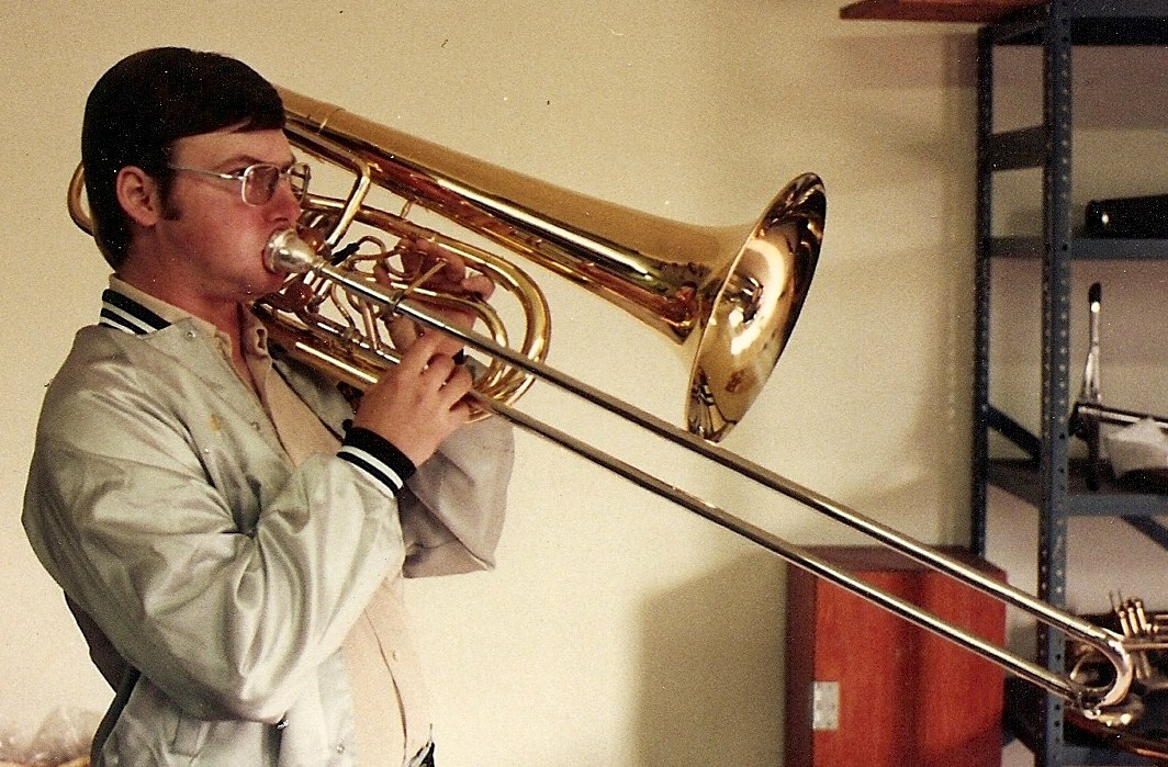 Contrabass Trombones in Eb