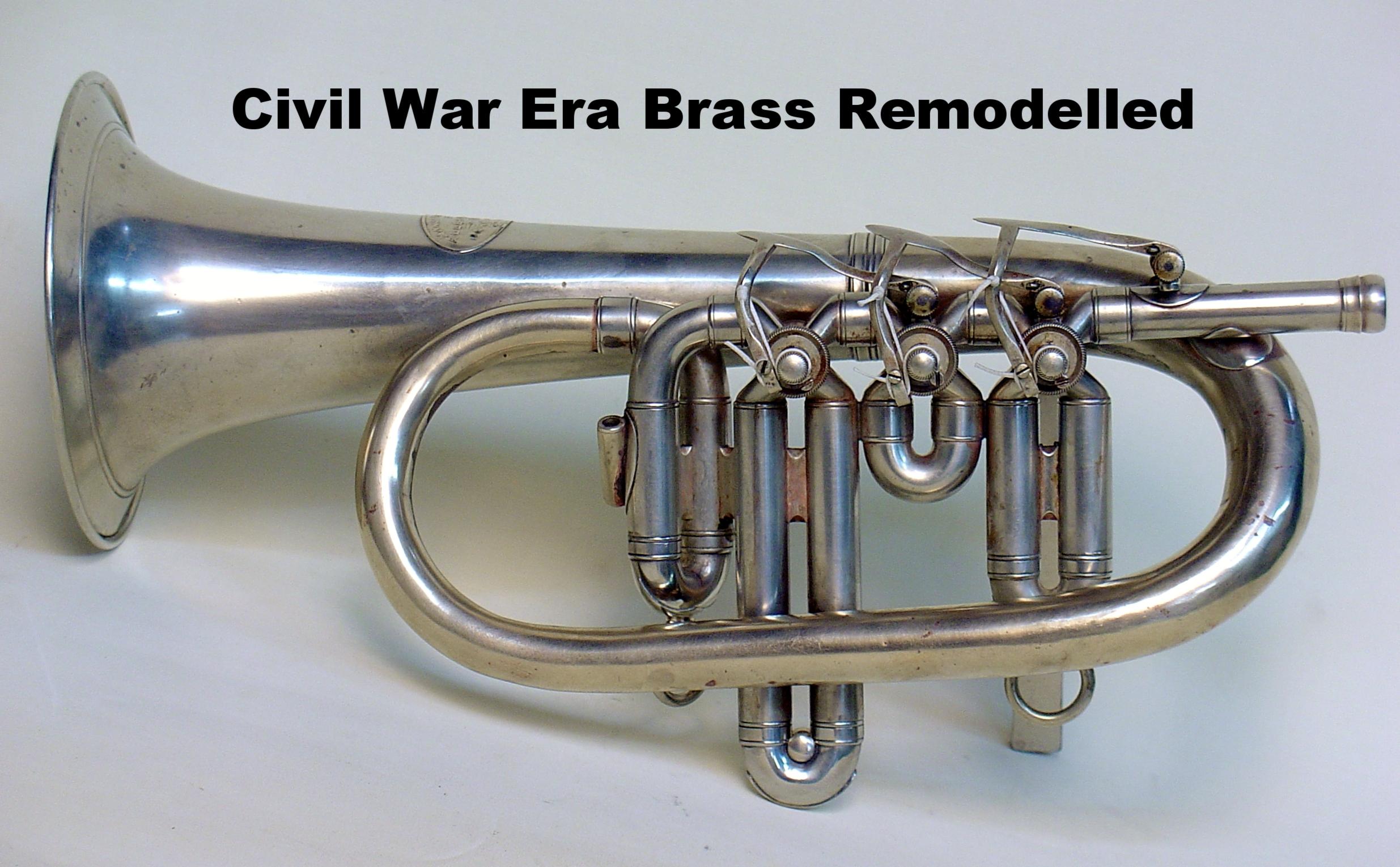 Civil War Era Brass Remodeled