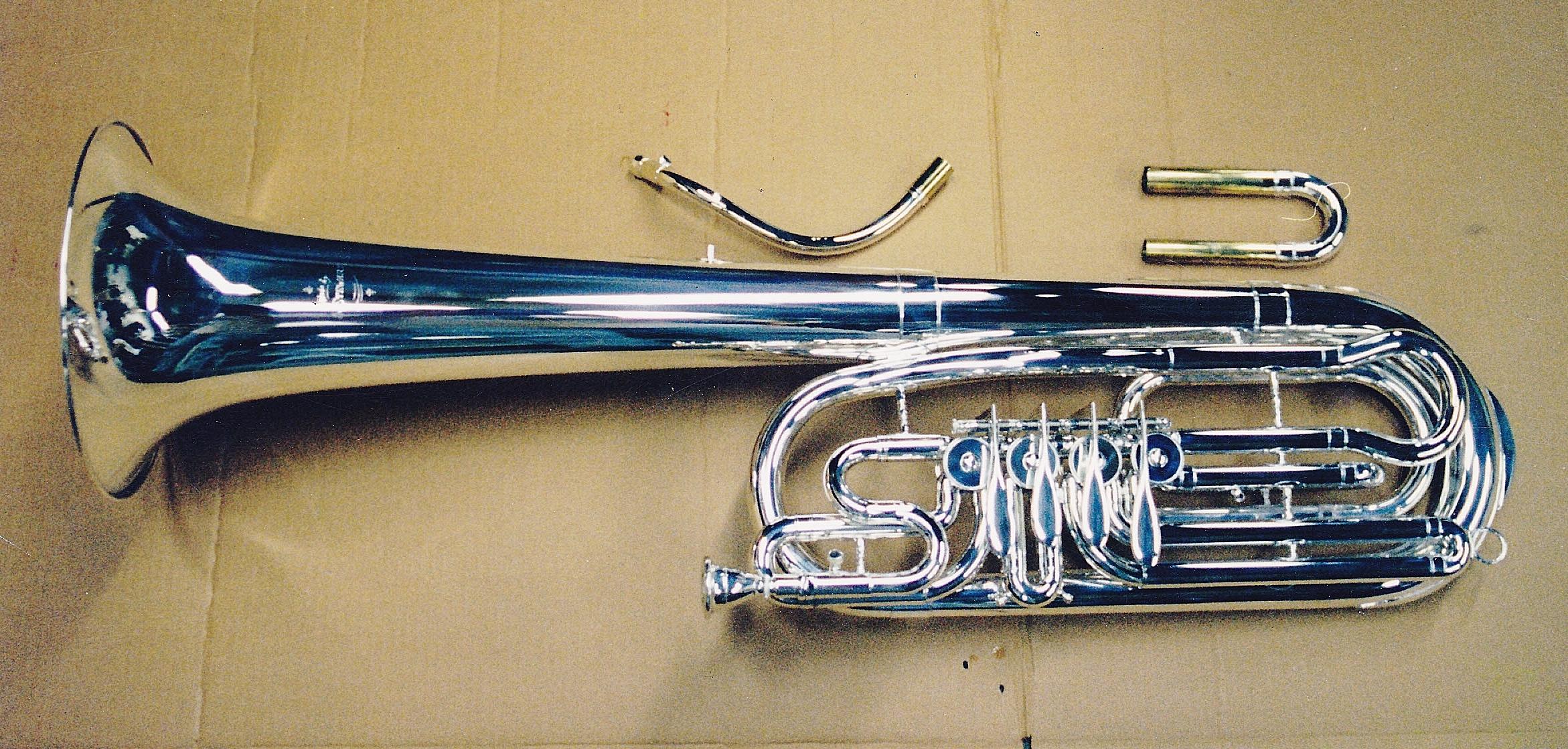 Convertable Bb Bass (Euphonium)