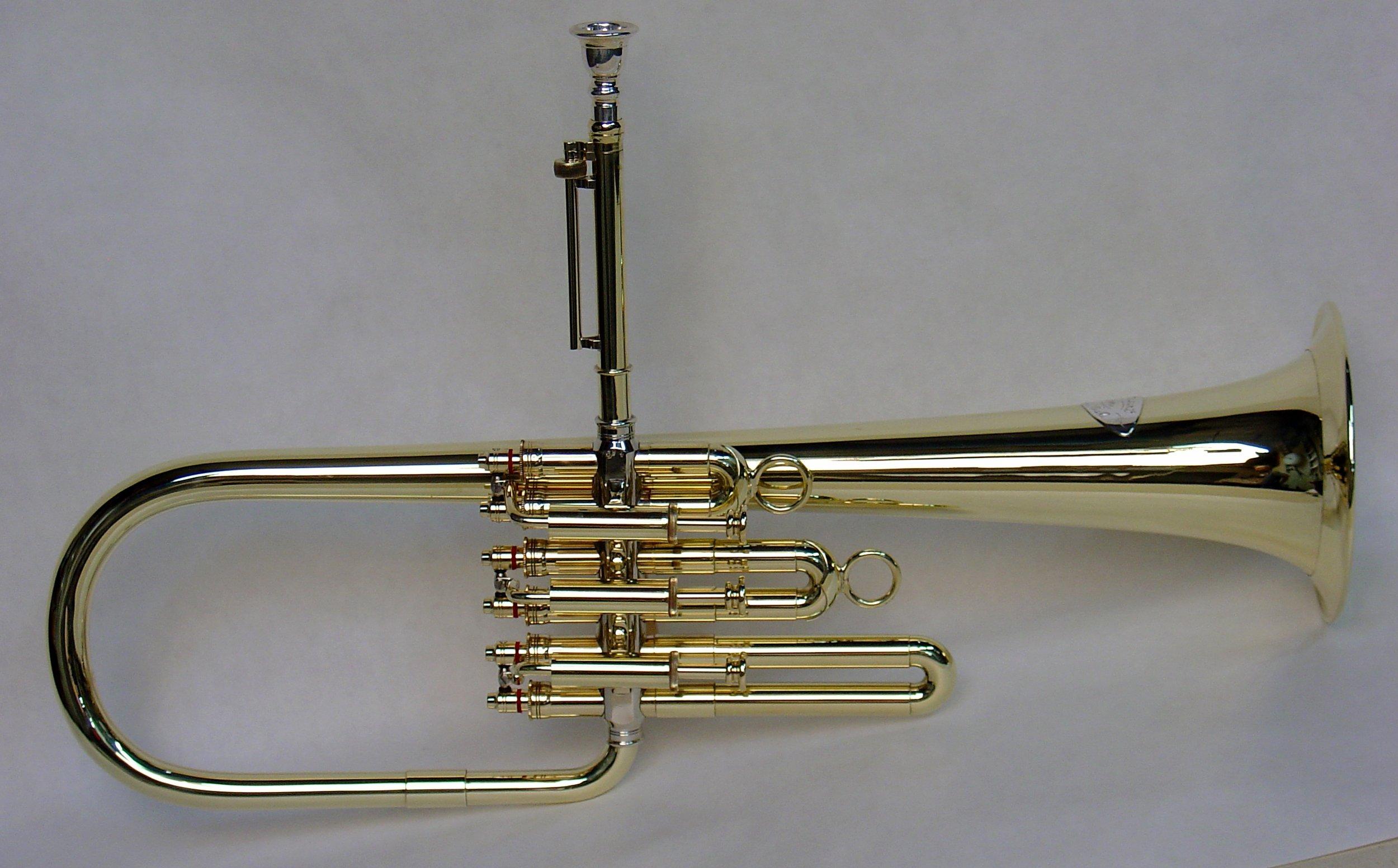 1840s American Saxhorn
