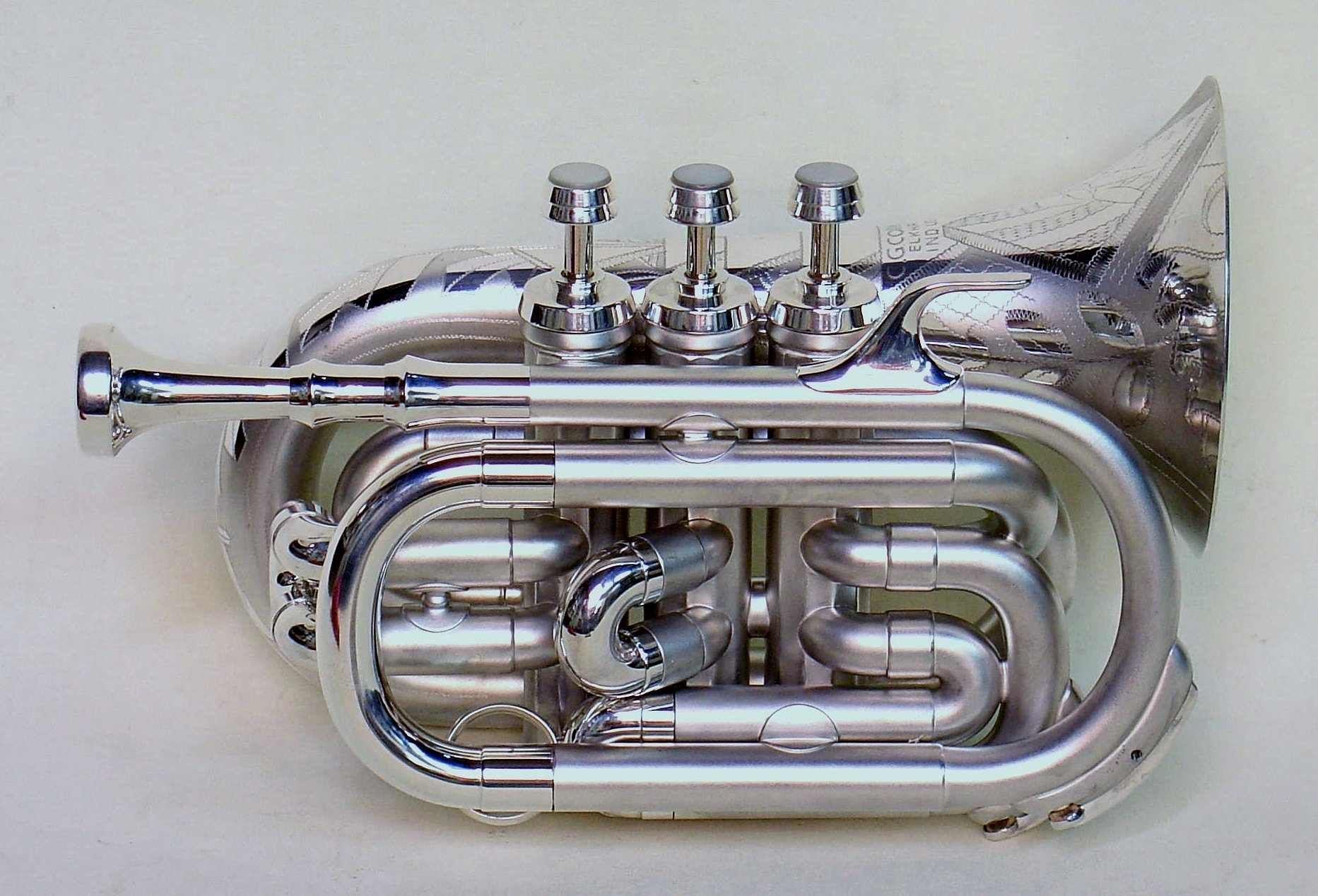 Conn Vocabell Pocket Trumpet