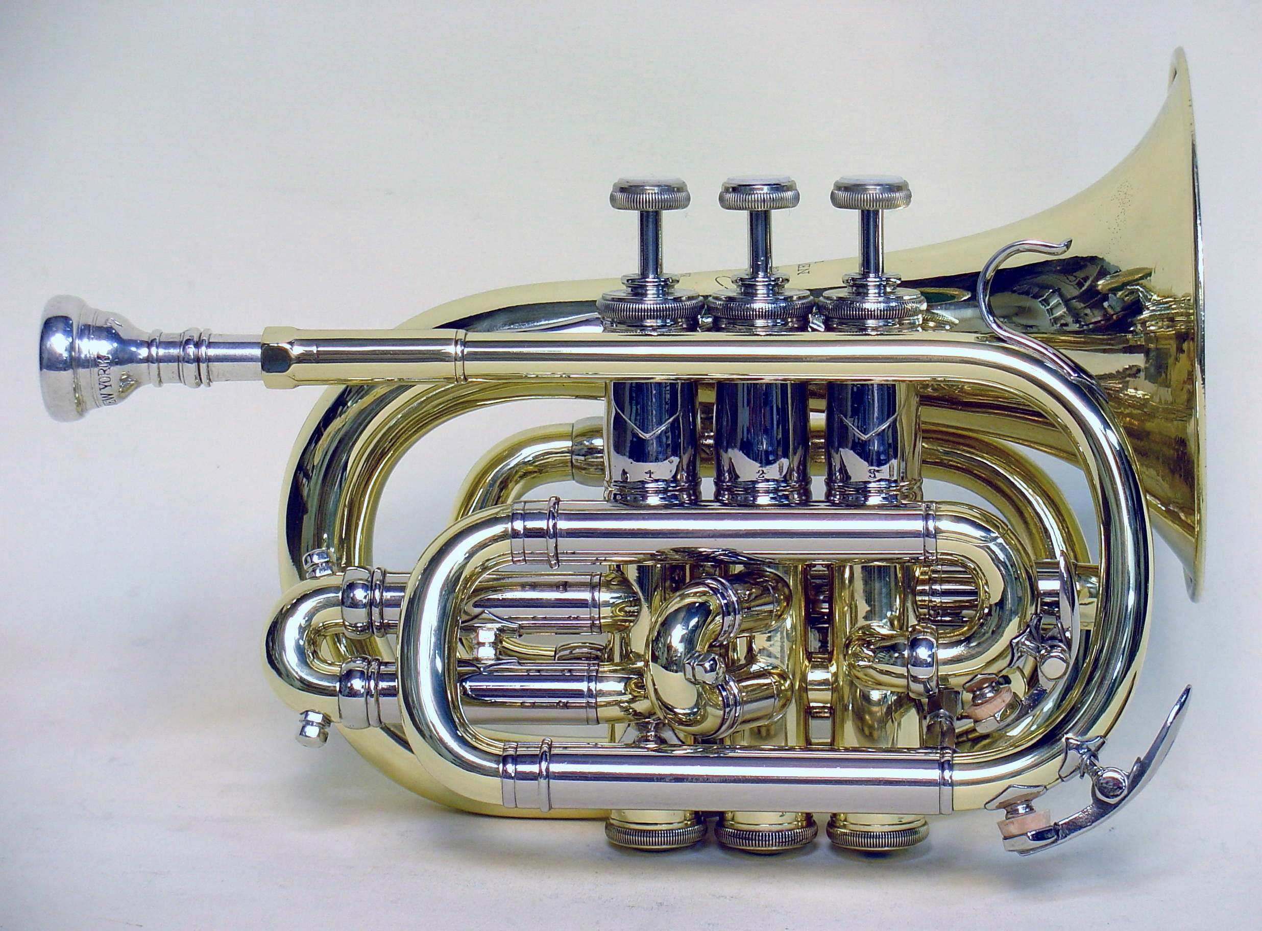1936 Bach Pocket Cornet