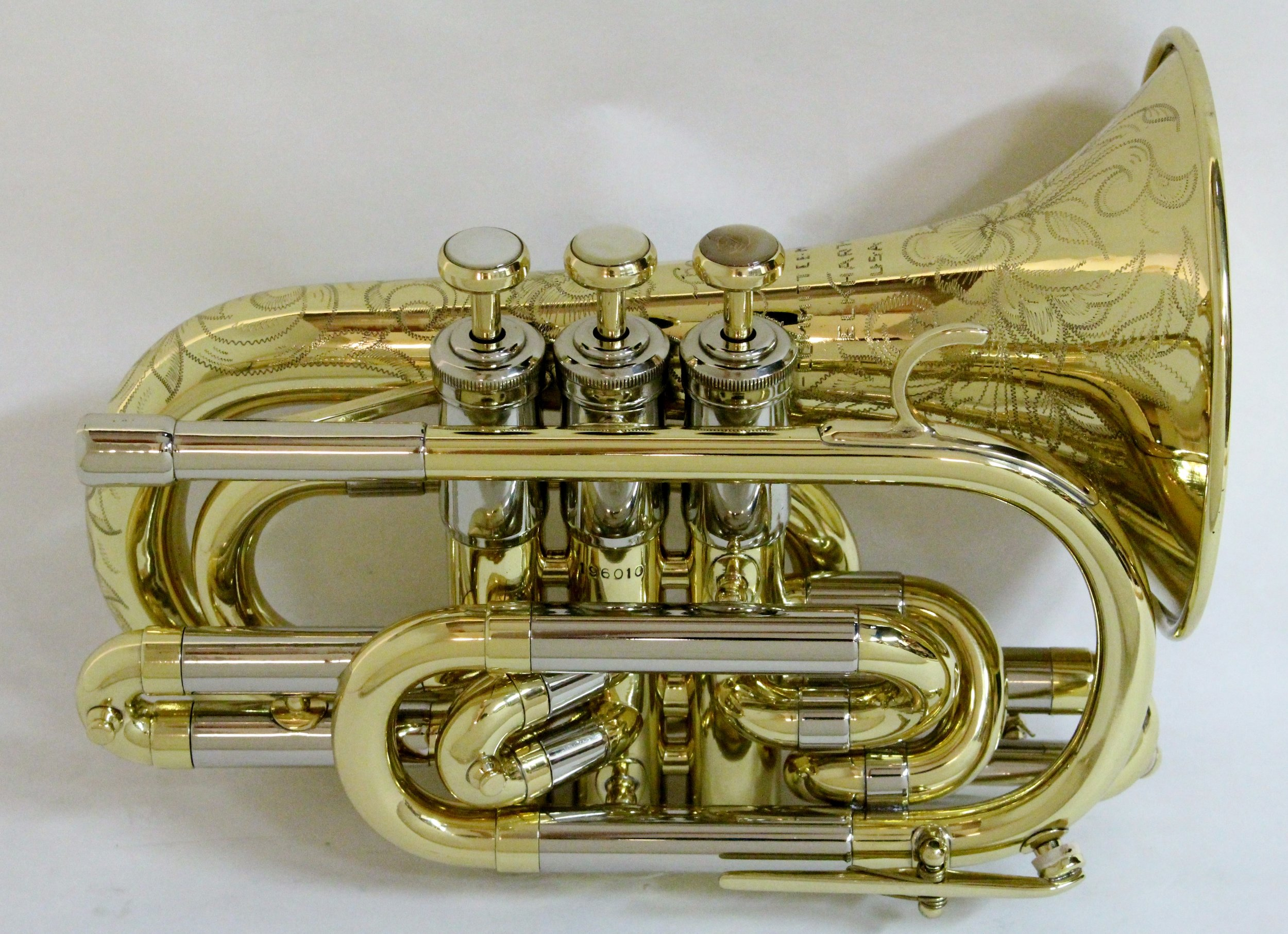 Martin Committee Pocket Trumpet