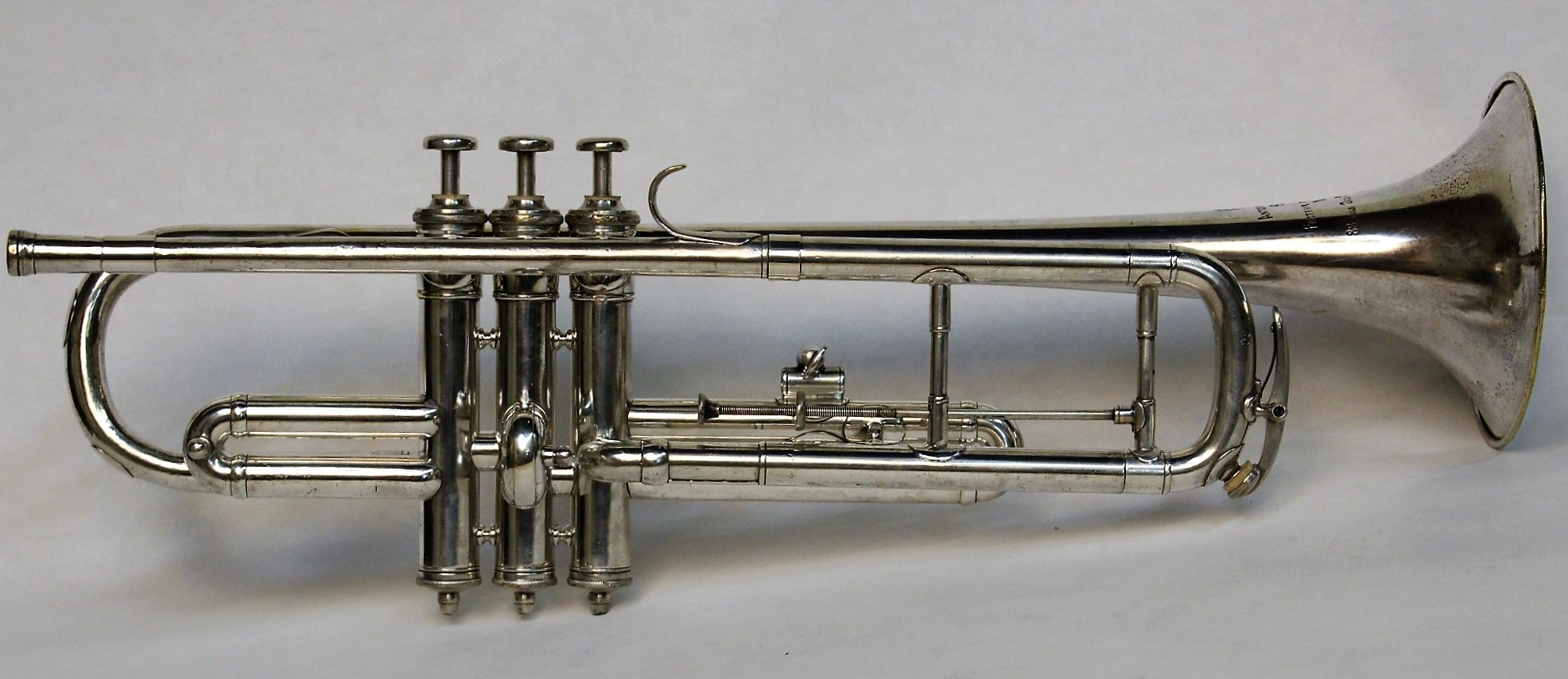 Early Modern Trumpets by Courtois