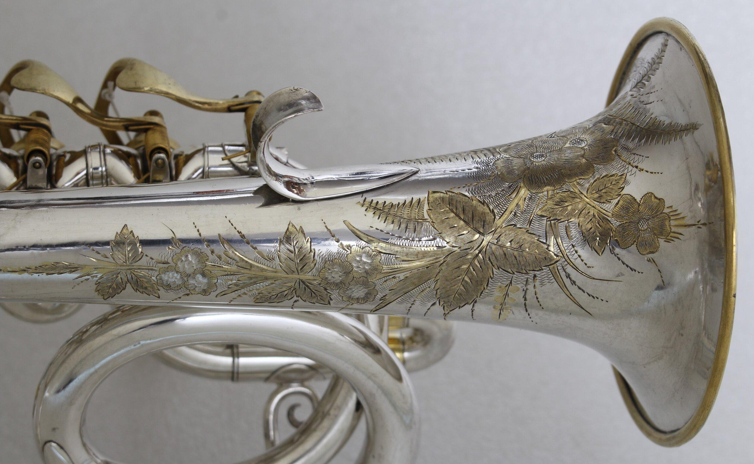 Solid Silver Pocket Soprano