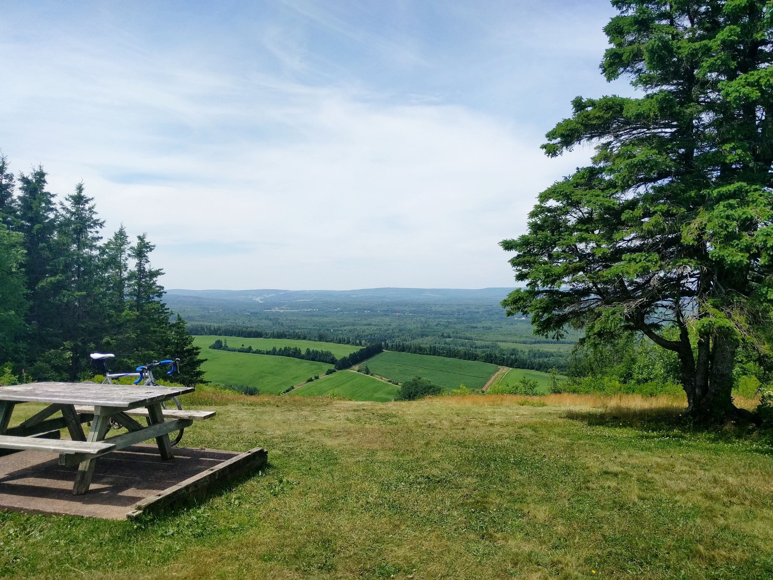 Today's Picnic is at Green Hill Provincial Park