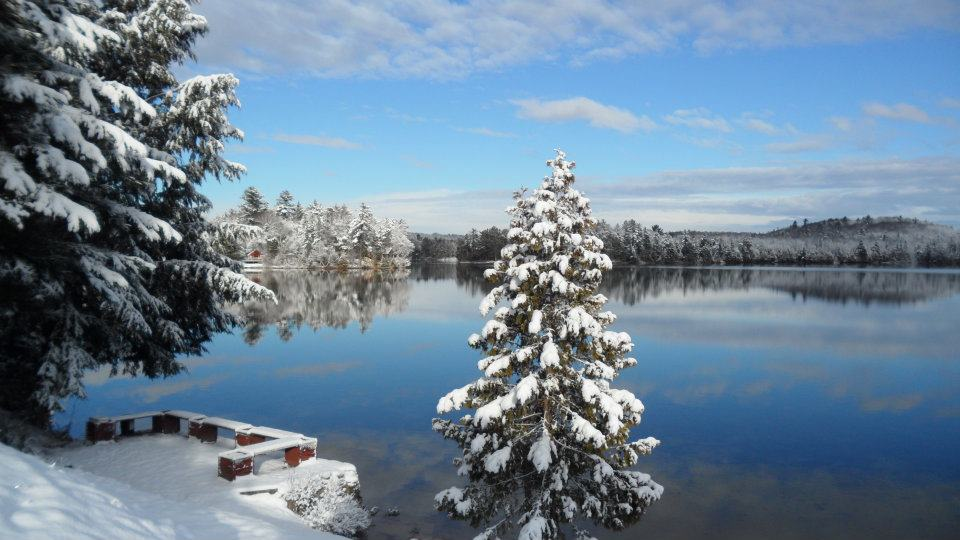 First Snowfall over Lake.jpg