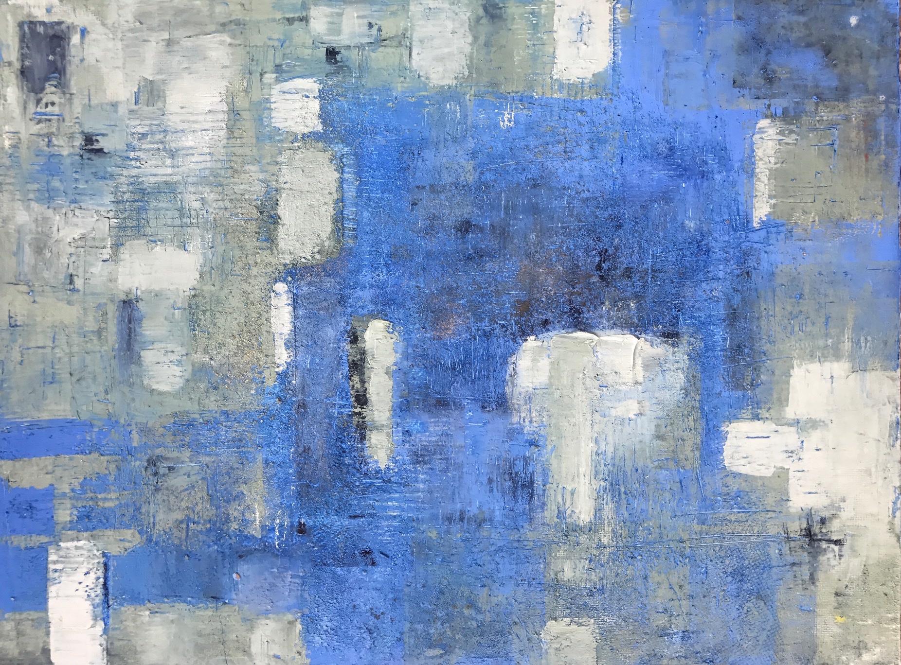 Blue Haze II 18 x 24