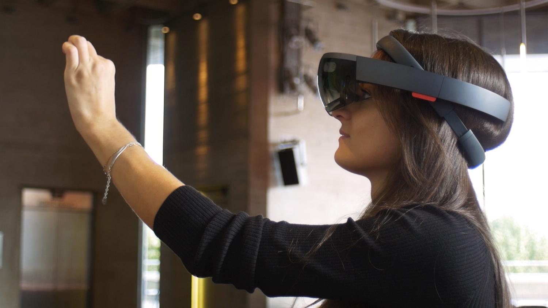 Augmented Reality - Hololens app development