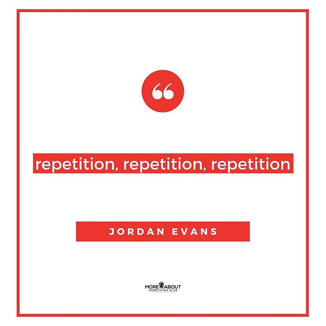 REPETITION, REPETITION, REPETITION • • •  #motivationalquotes #motivation #fitnessmotivation #motivations #grind #basketball