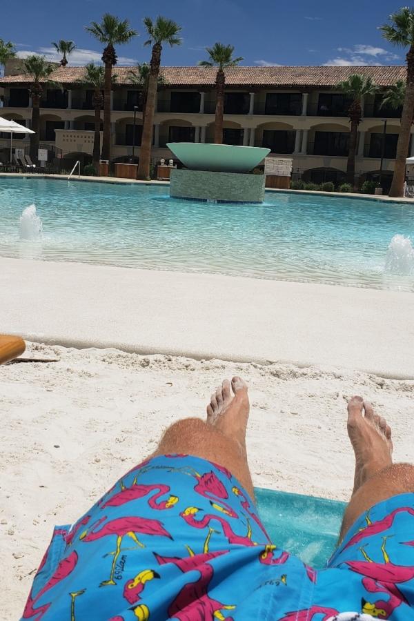 Best hotel perk is a free beach
