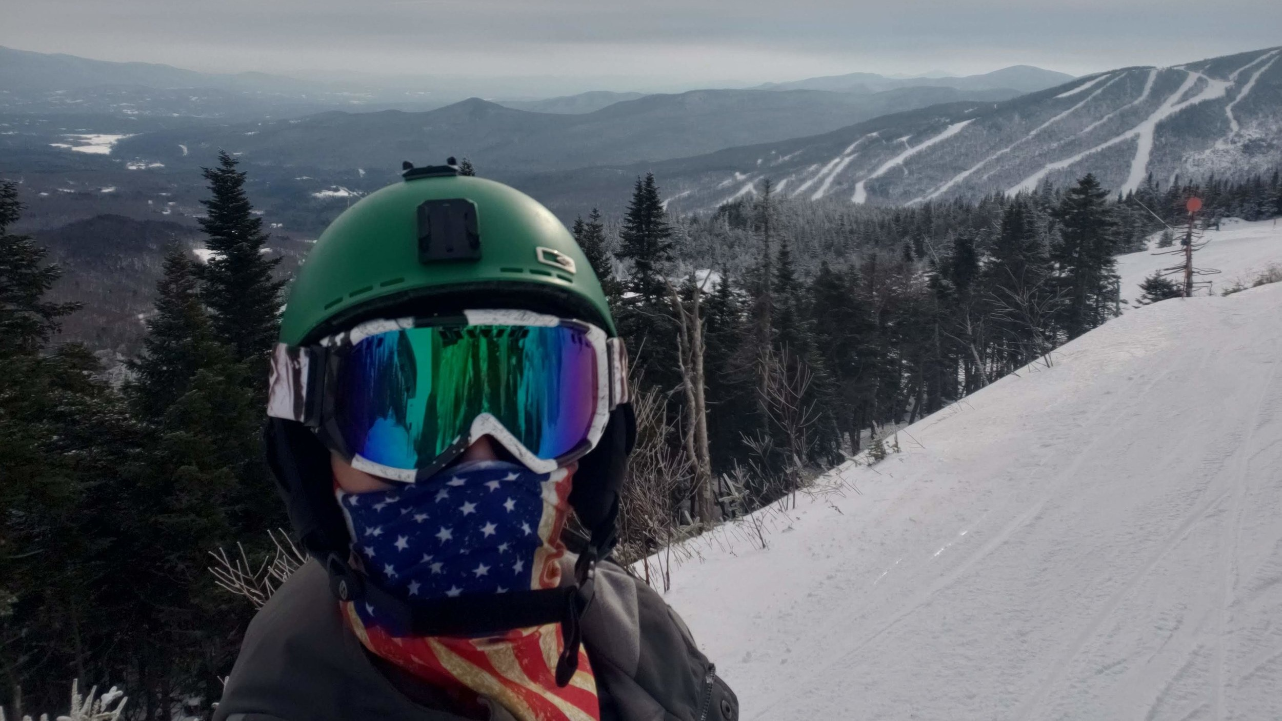 skiing+stowe