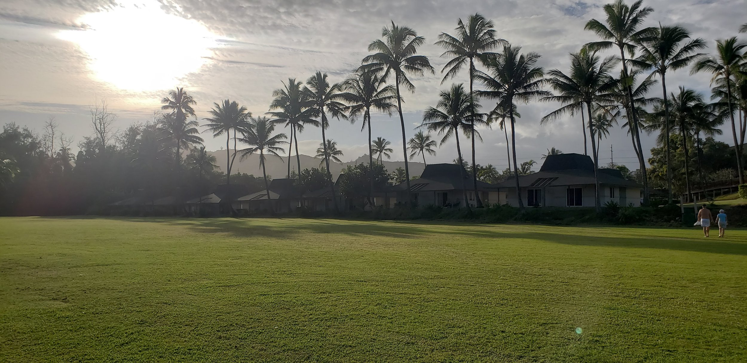 We got a nice little cottage house in Kauai via my Hilton points