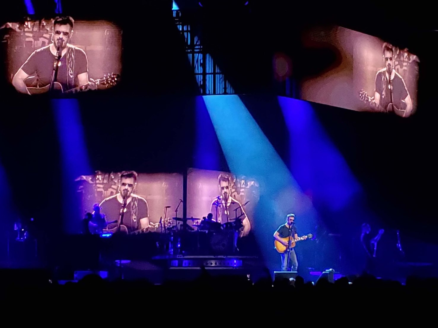 Eric Church Texas