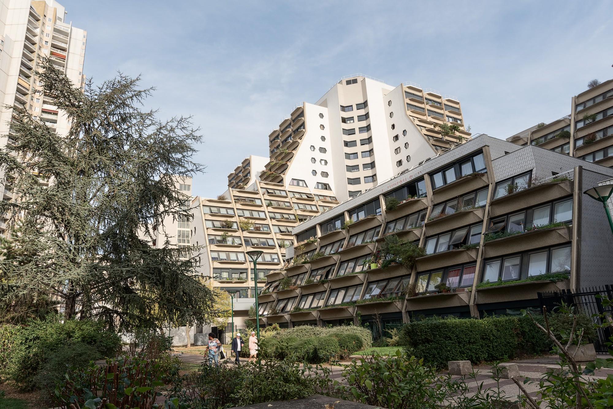 Orgues de Flandre of Martin Van Trek, 1980 france iledefrance paris brutalist brutalistarchitecture architecture modernarchitecture orguesdeflandre 19eme paris19ème 19emearrondissement martinvantrek.jpg