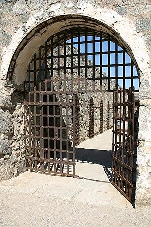 Yuma Prison main gate