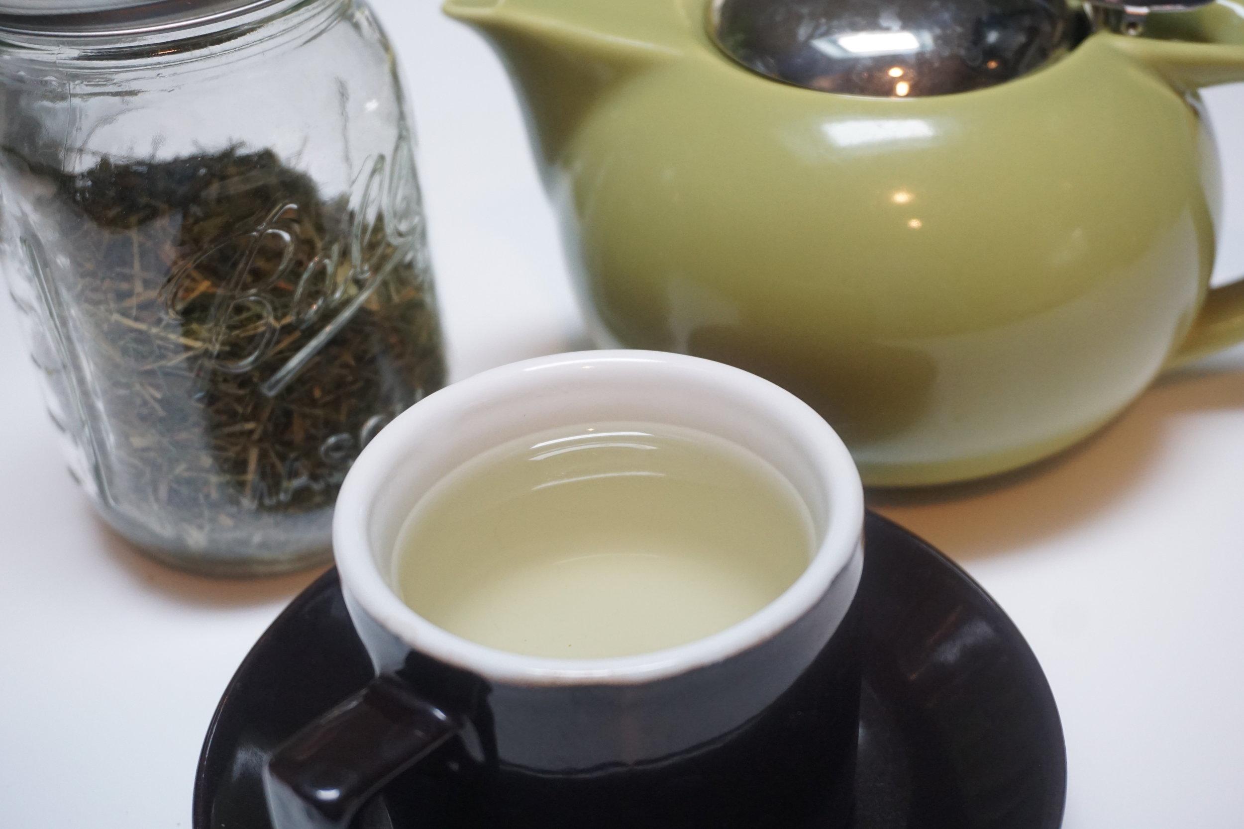 Lemongrass Leaf Tea