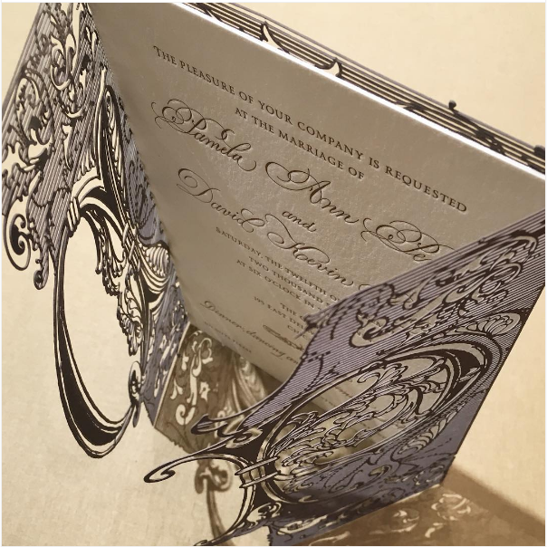 Suite Design: Elizabeth Grace  Spot Calligraphy: Joi Hunt