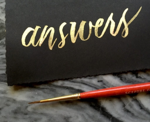 answers pink gold