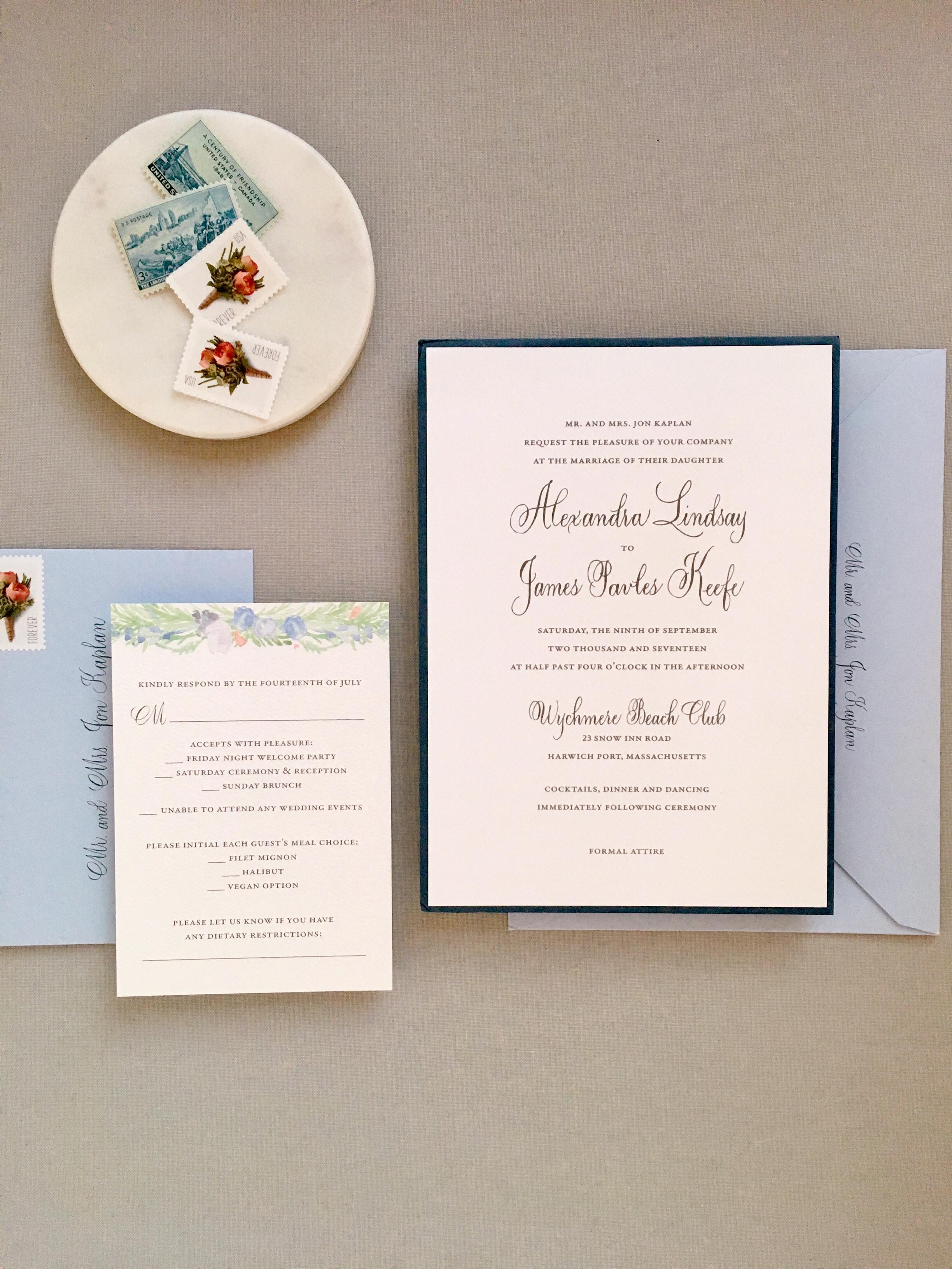 Suite Design: Charm Studio  Spot Calligraphy: Joi Hunt