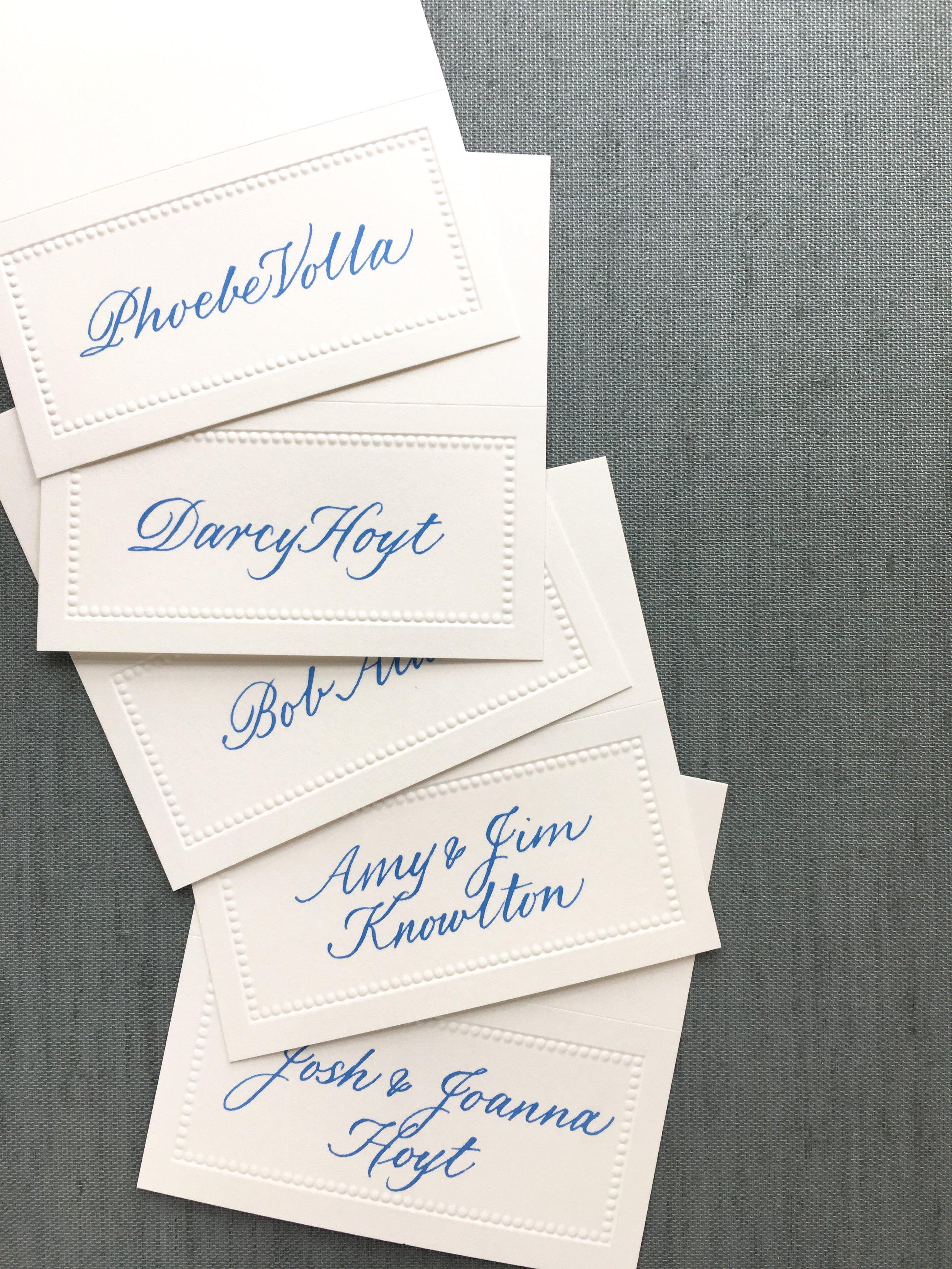 Hoyt escort cards.jpg