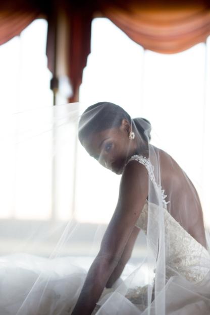 Andrea Pitter Campbell- Designer of Pantora Bridal  Photo Credit- Kesha Lambert