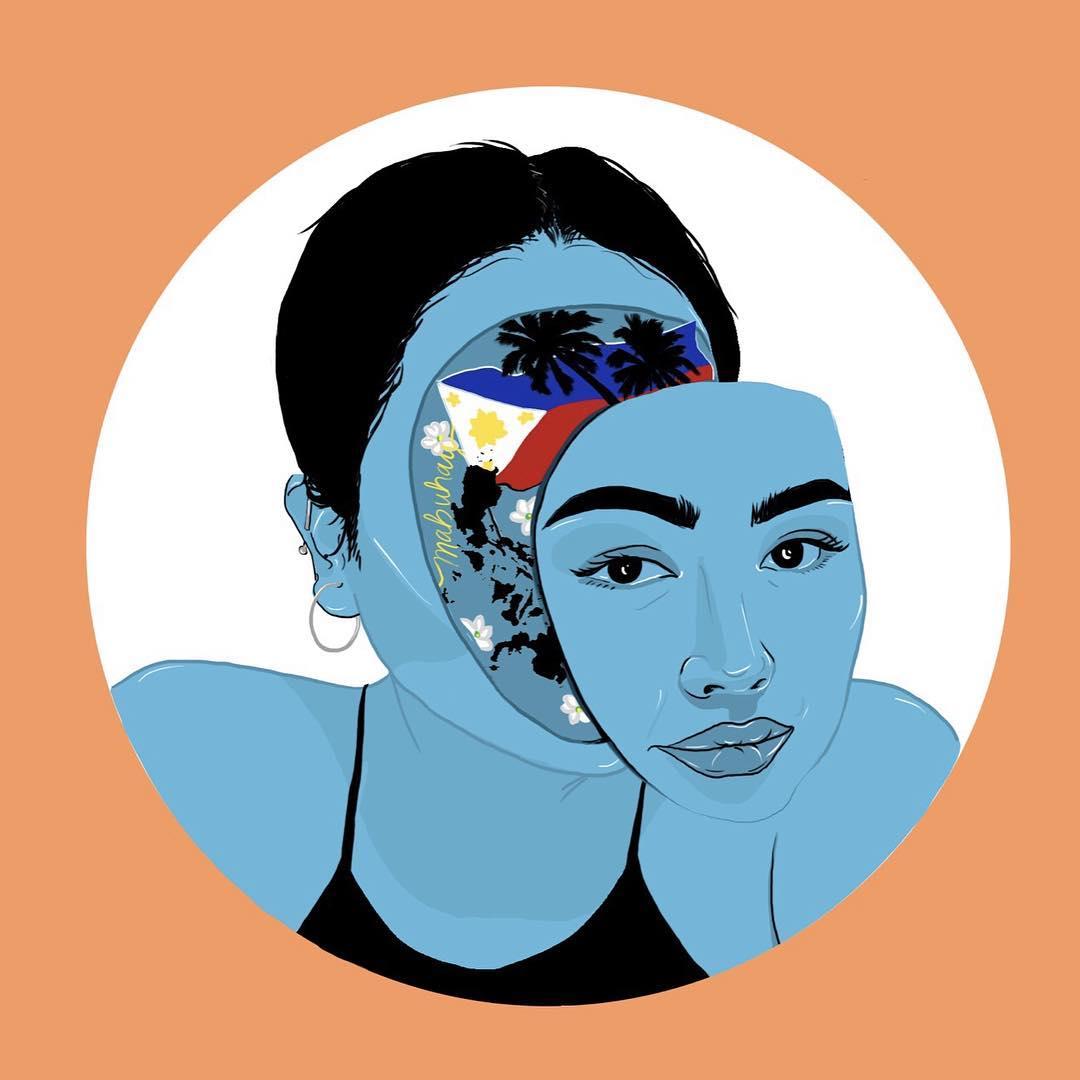 chaariz filipina london artist digital doodler 03.jpg