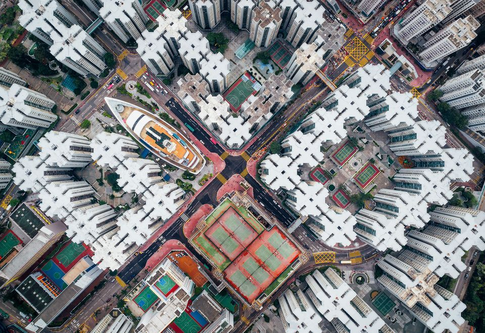 """""""Walled City #08"""" by Andy Yeung"""