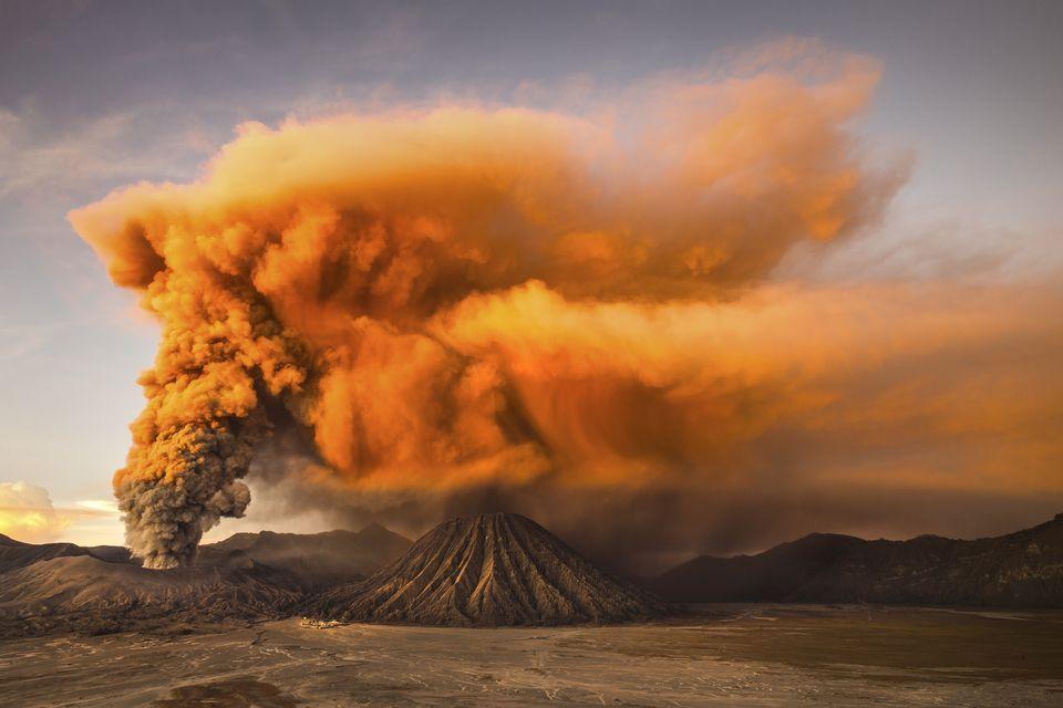 """""""Mt. Bromo"""" by Reynold Dewantara"""
