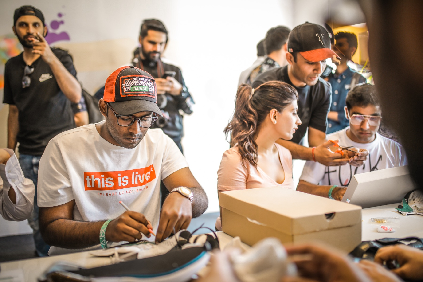 Homegrown India presents HGStreet on March 18, 2018, a celebration of sneaker and street culture - The Nike Air Max 2017 Launch at Nike Labs976A5680.jpg