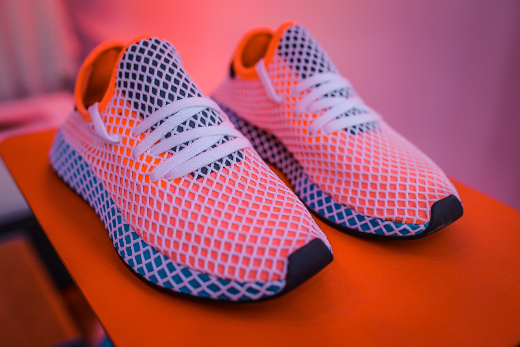 Homegrown India presents HGStreet in Mumbai on March 18, 2018, a celebration of sneaker and street culture - launch of adidas Deerupt by adidas Originals at the Deerupt Experience976A5637.jpg