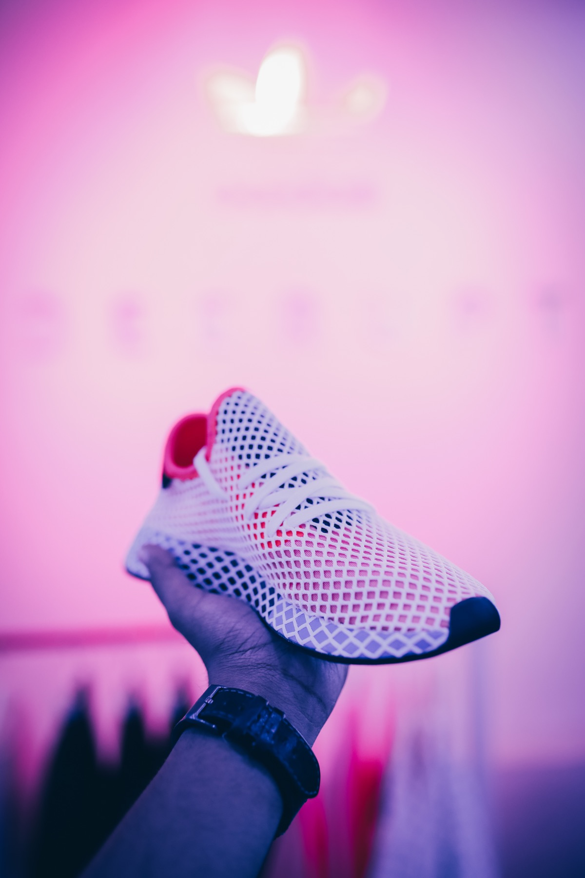 Homegrown India presents HGStreet in Mumbai on March 18, 2018, a celebration of sneaker and street culture - launch of adidas Deerupt by adidas Originals at the Deerupt Experience976A6034.jpg