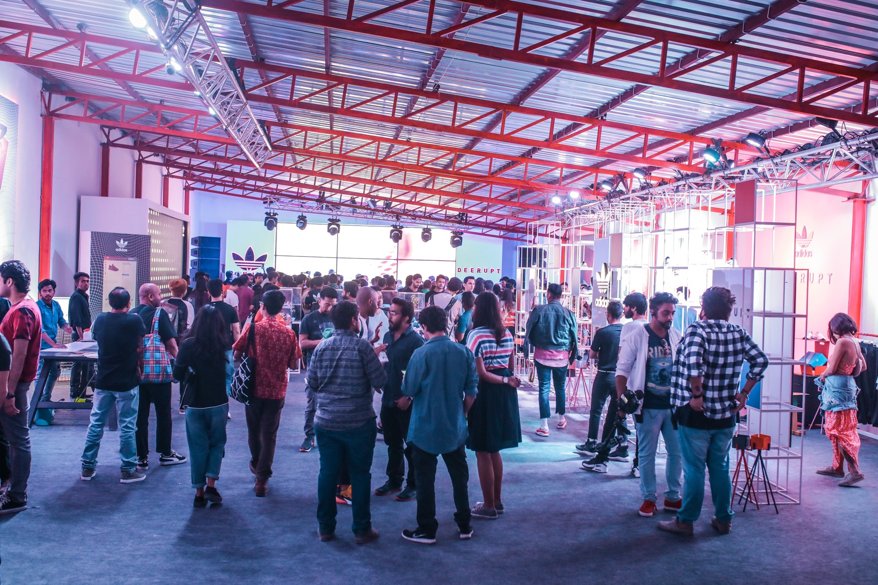 Homegrown India presents HGStreet in Mumbai on March 18, 2018, a celebration of sneaker and street culture - launch of adidas Deerupt by adidas Originals at the Deerupt ExperienceCopy of 976A6194.jpg