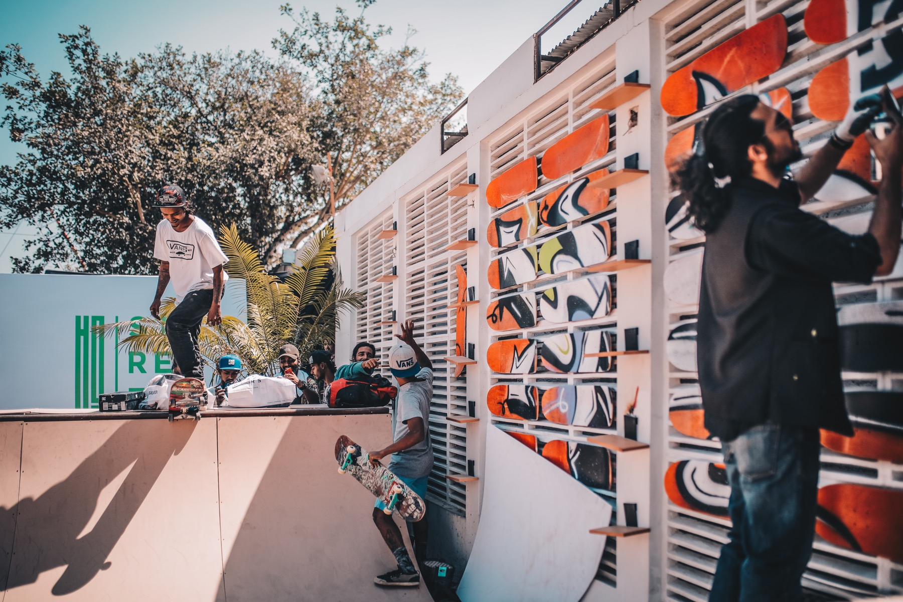 Homegrown India presents HGStreet in Mumbai on March 18, 2018, a celebration of sneaker and street culture - DC Arena brings BMX crews and skaters976A5408.jpg