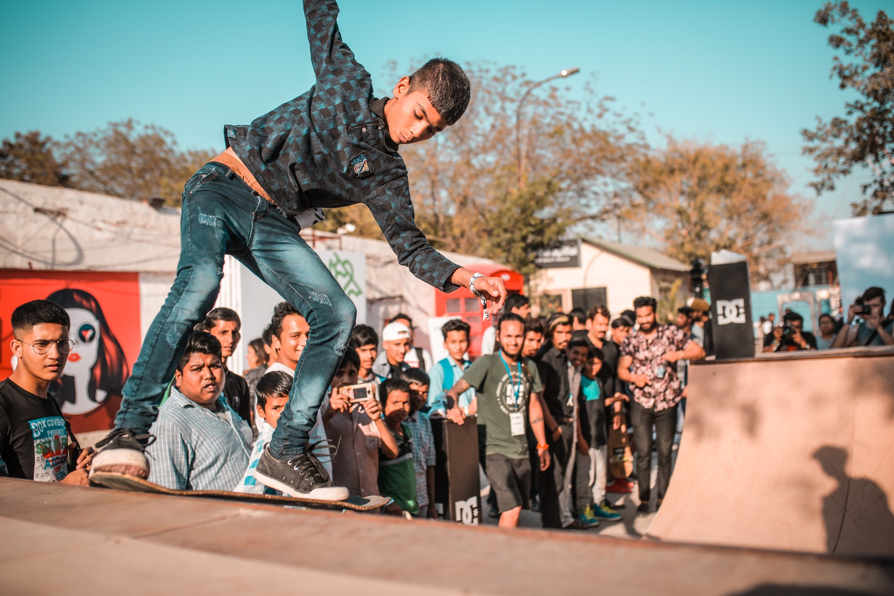 Homegrown India presents HGStreet in Mumbai on March 18, 2018, a celebration of sneaker and street culture - DC Arena brings BMX crews and skaters976A5927.jpg