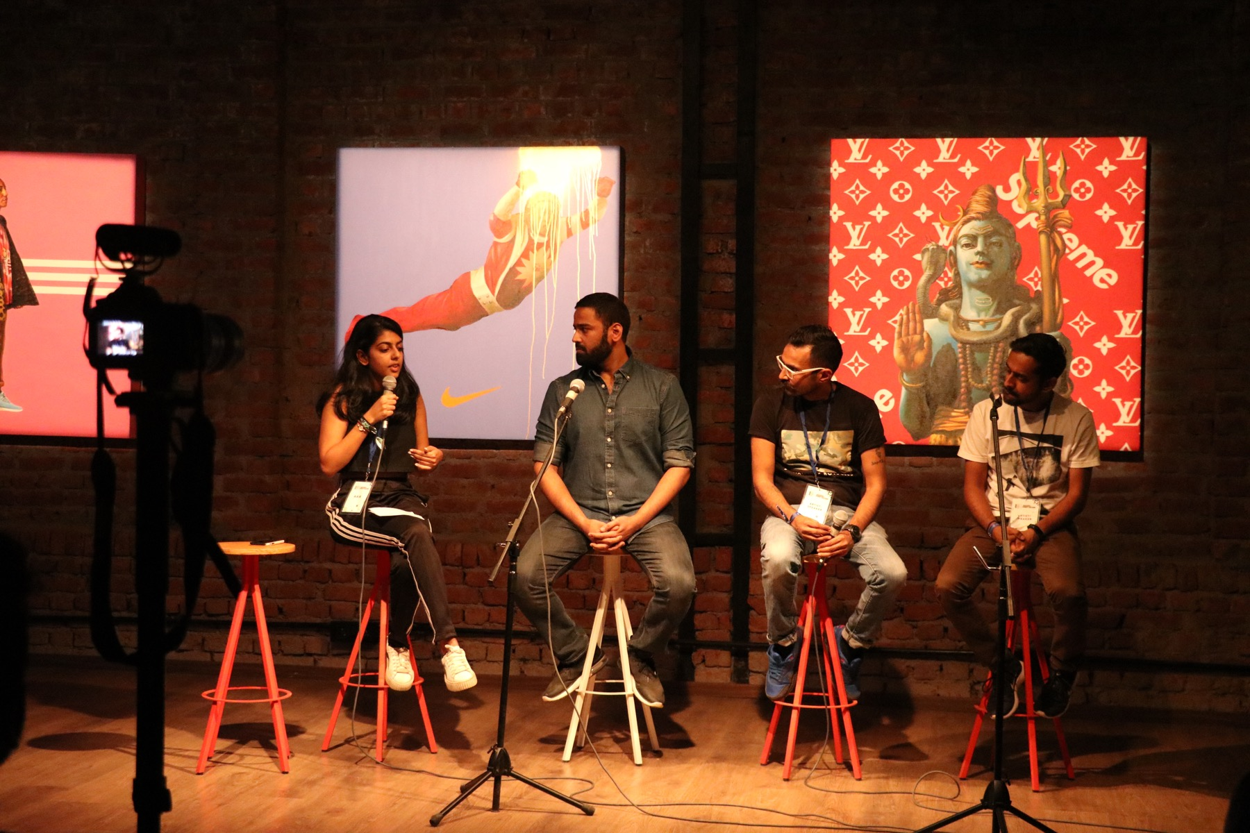 Homegrown India presents HGStreet in Mumbai on March 18, 2018, a celebration of sneaker and street culture - Panels and TalksCopy of IMG_5508.JPG