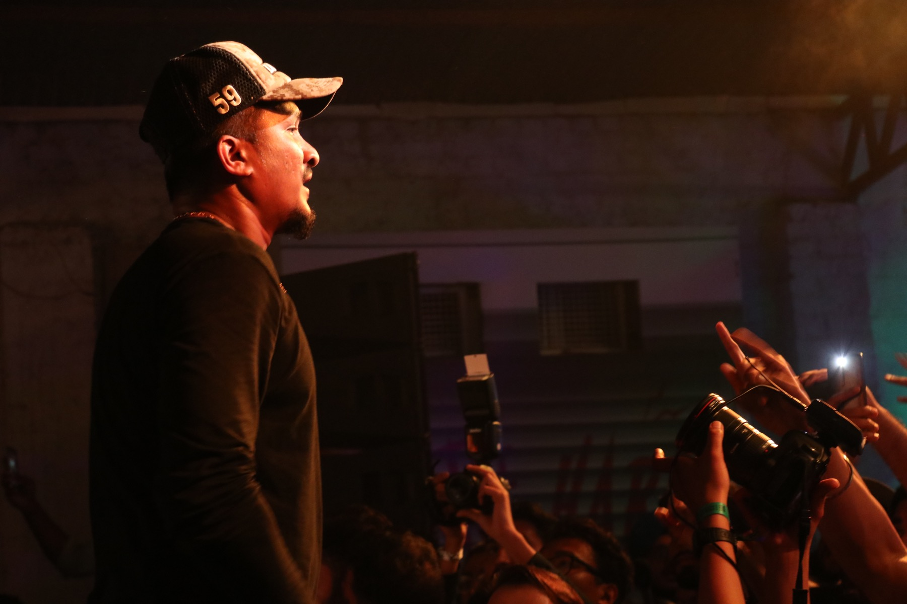Homegrown India presents HGStreet in Mumbai on March 18, 2018, a celebration of sneaker and street culture - Performances by local and international musicians like divine and natasha diggsCopy of IMG_5994.JPG