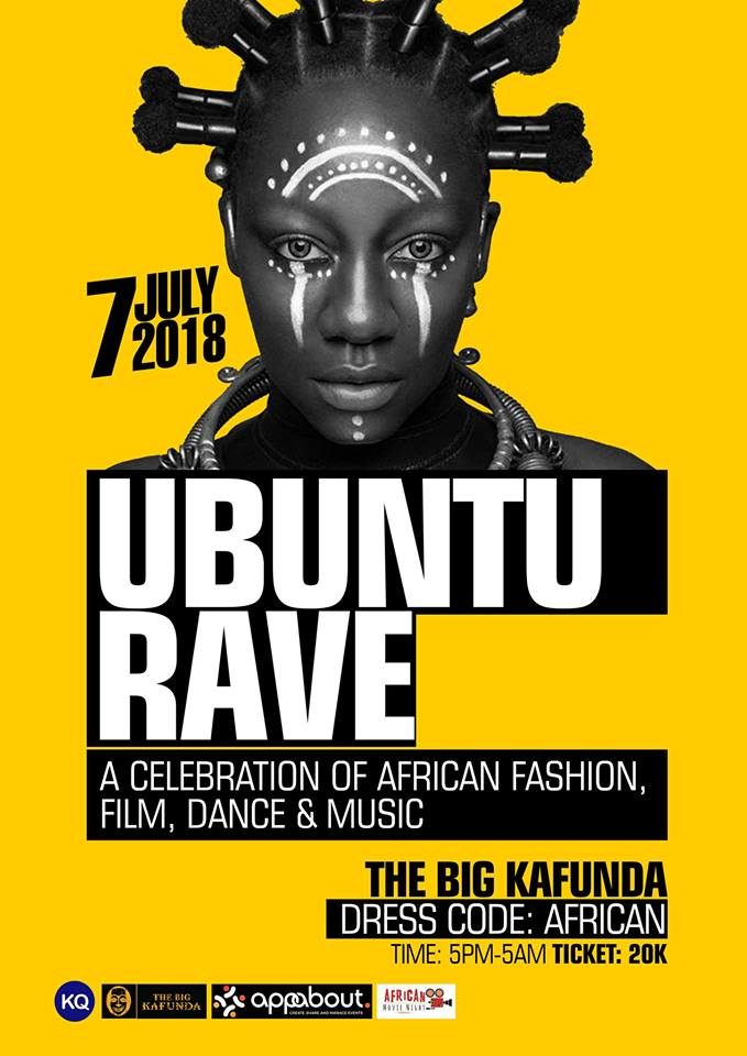 ubuntu rave: african fashion, film, music & dance