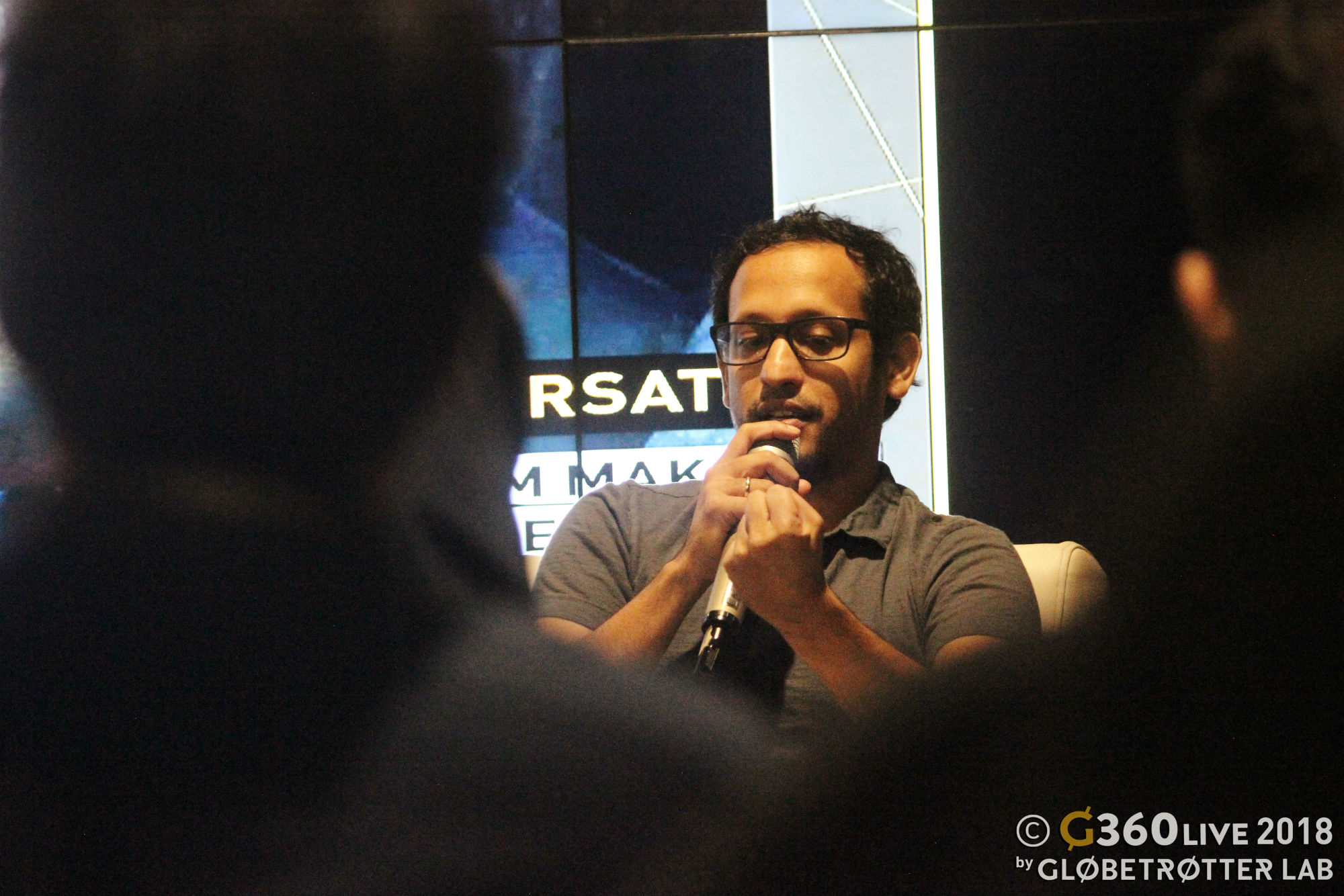 Nadiem Makarim, CEO/Founder of Go-Jek Indonesia