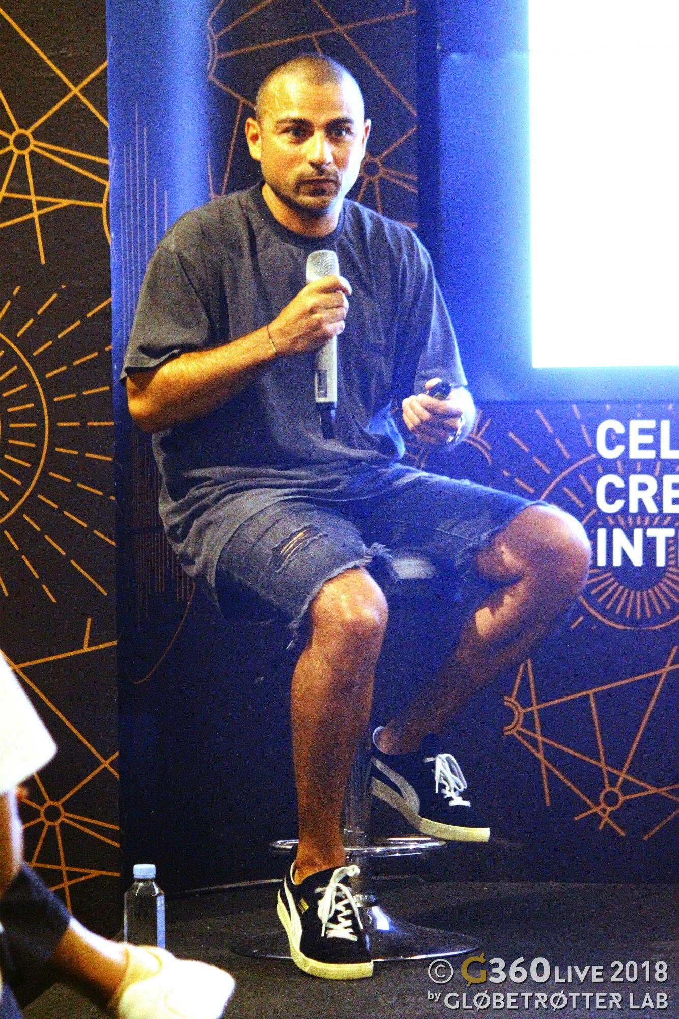 Yassine Saidi, Head of Puma Select