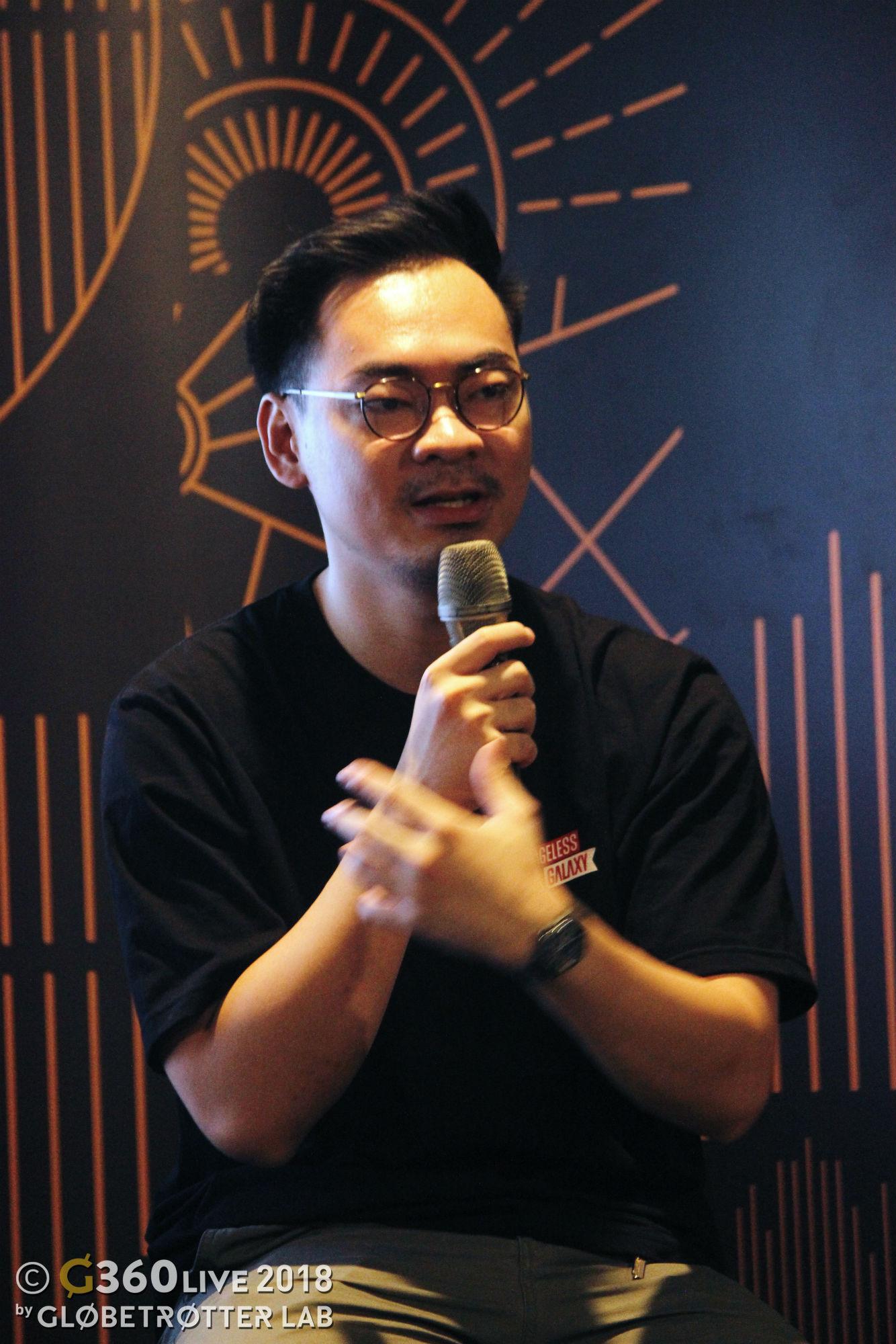Hadi Ismanto, Founder of Manual Jakarta