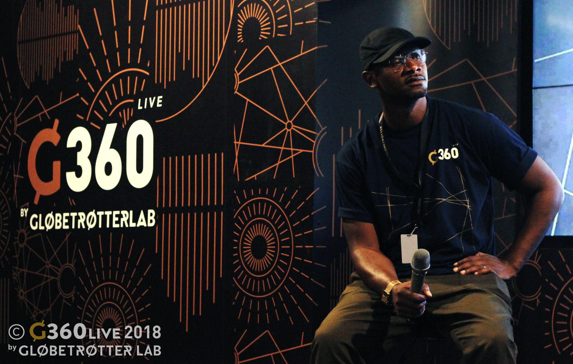 Kennedy Ashinze, Founder of Globetrotter Lab & G360 Live